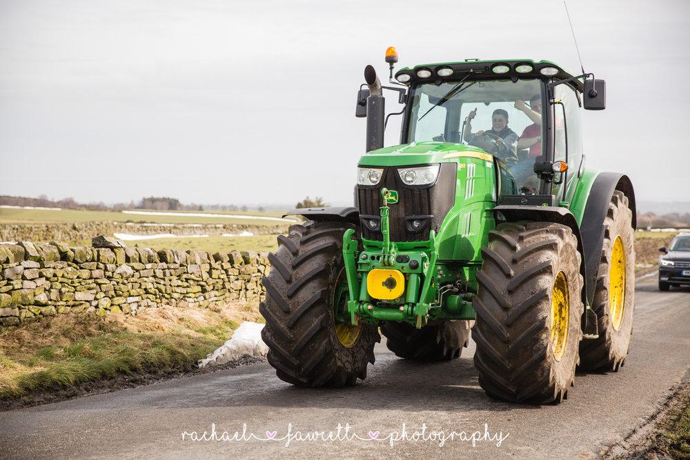 Tractor Run 279