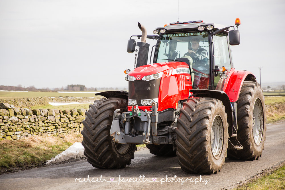 Tractor Run 280