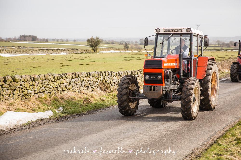 Tractor Run 281