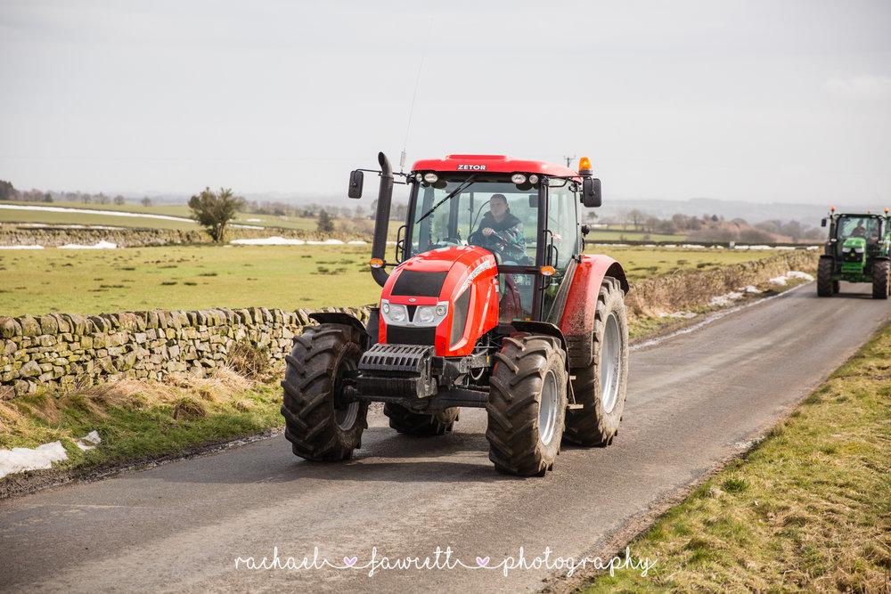Tractor Run 282