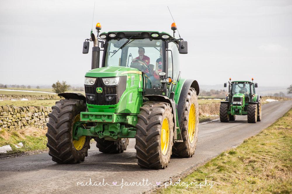 Tractor Run 283