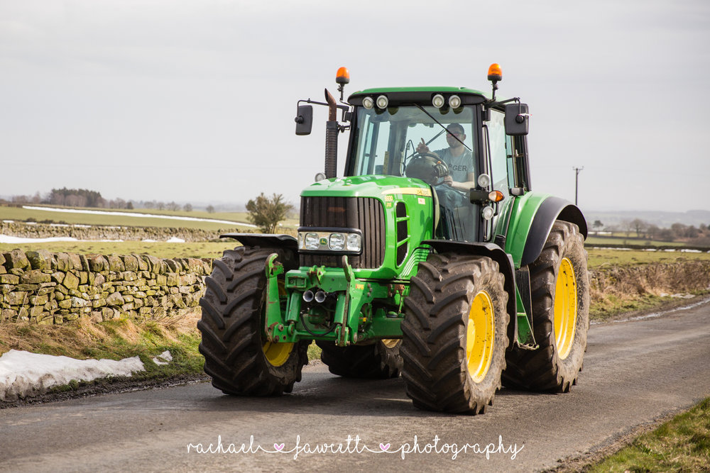 Tractor Run 284