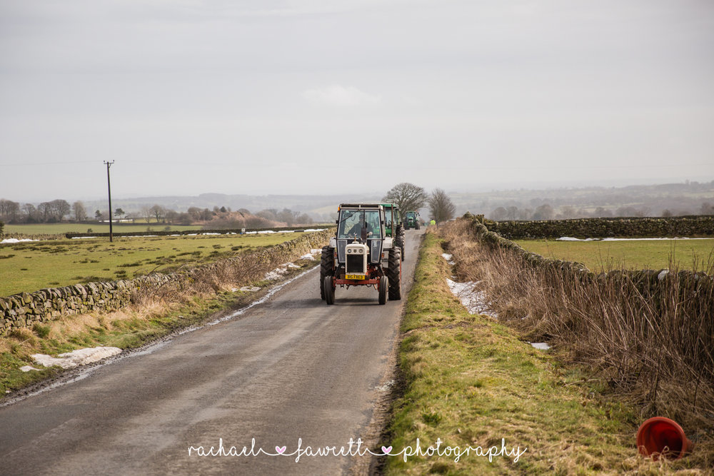 Tractor Run 285