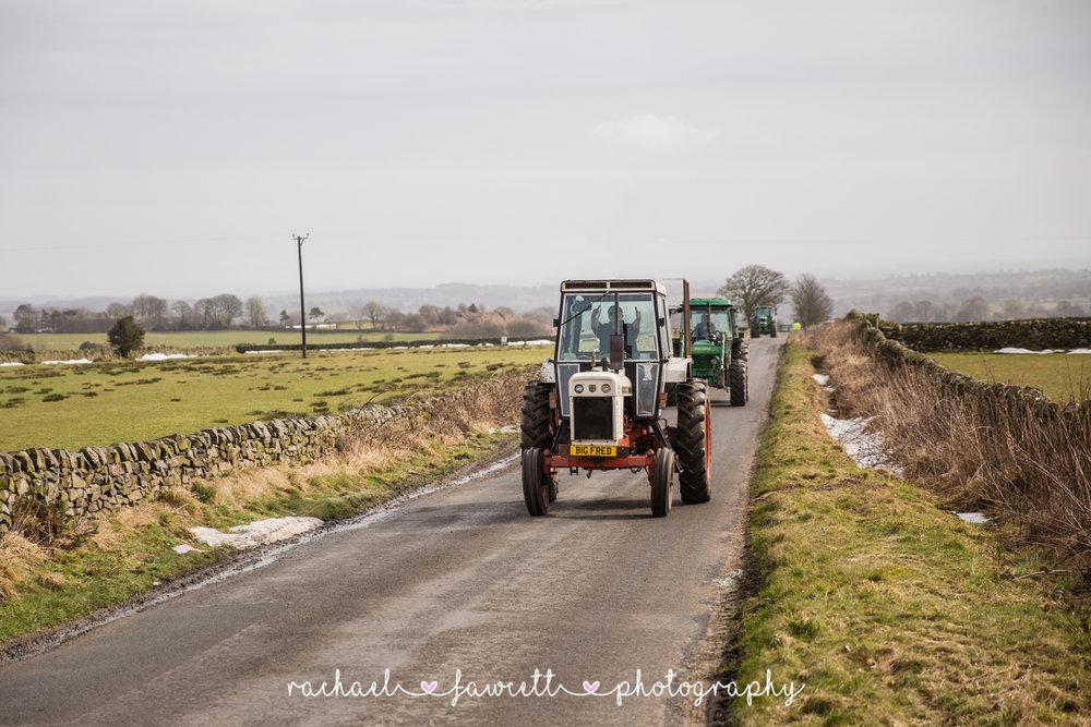 Tractor Run 286