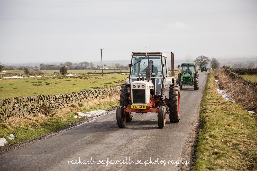 Tractor Run 287