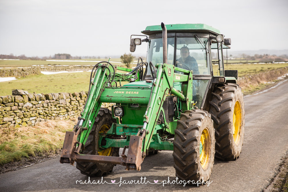 Tractor Run 288