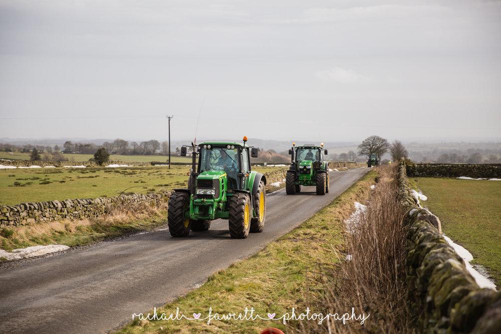 Tractor Run 289