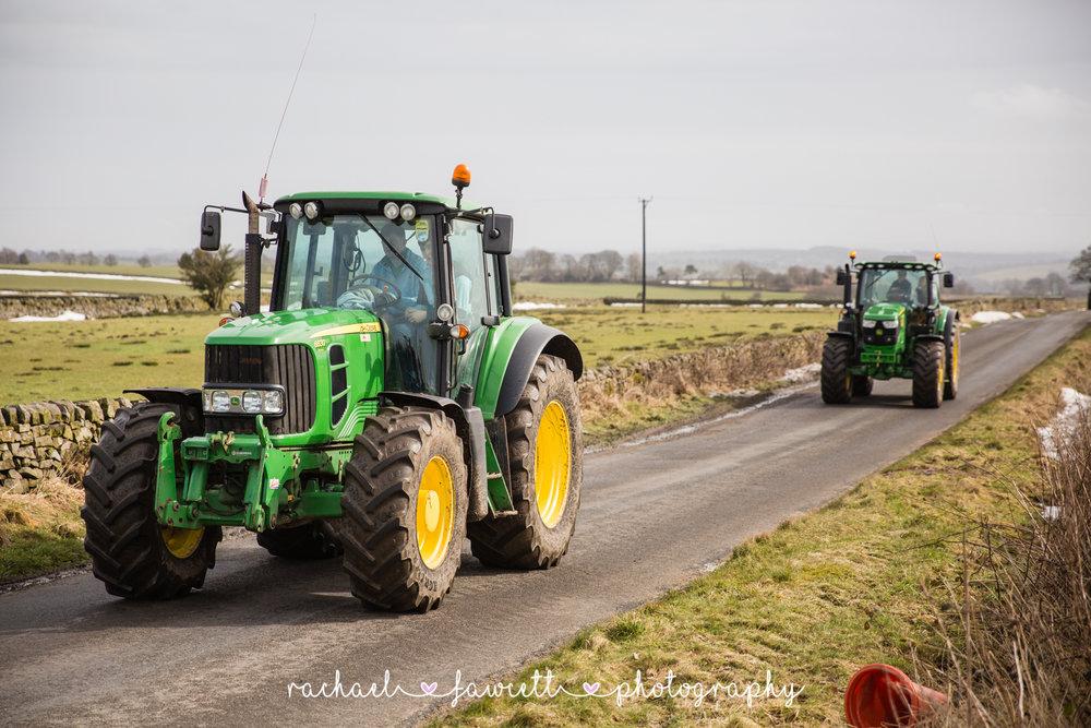 Tractor Run 290