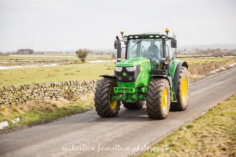 Tractor Run 291