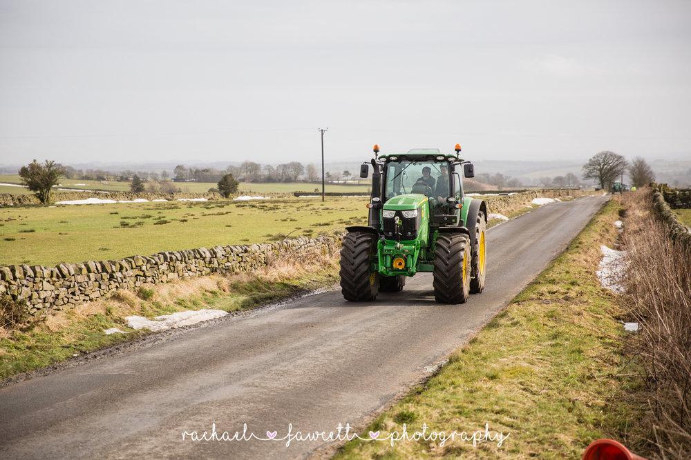 Tractor Run 292