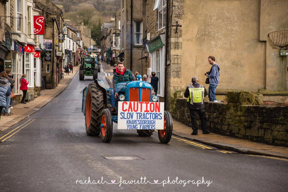 Tractor Run 296