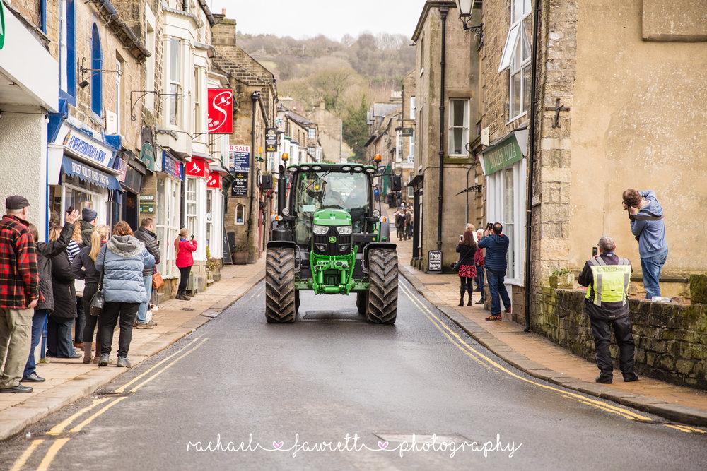 Tractor Run 297
