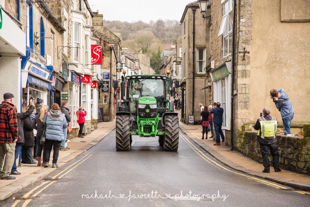 Tractor Run 298