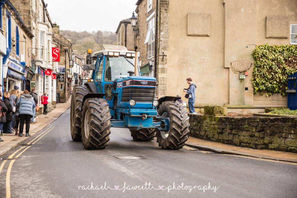 Tractor Run 299