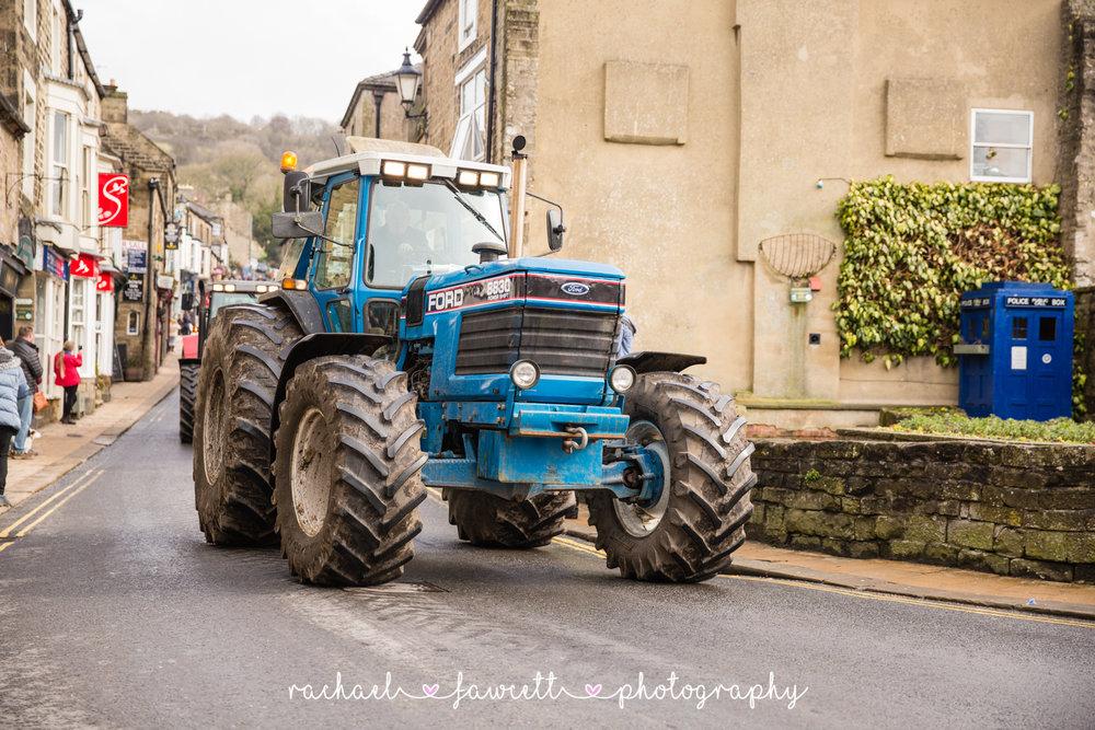 Tractor Run 300