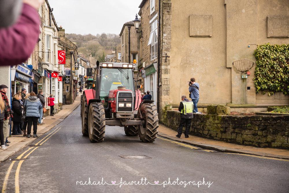 Tractor Run 301