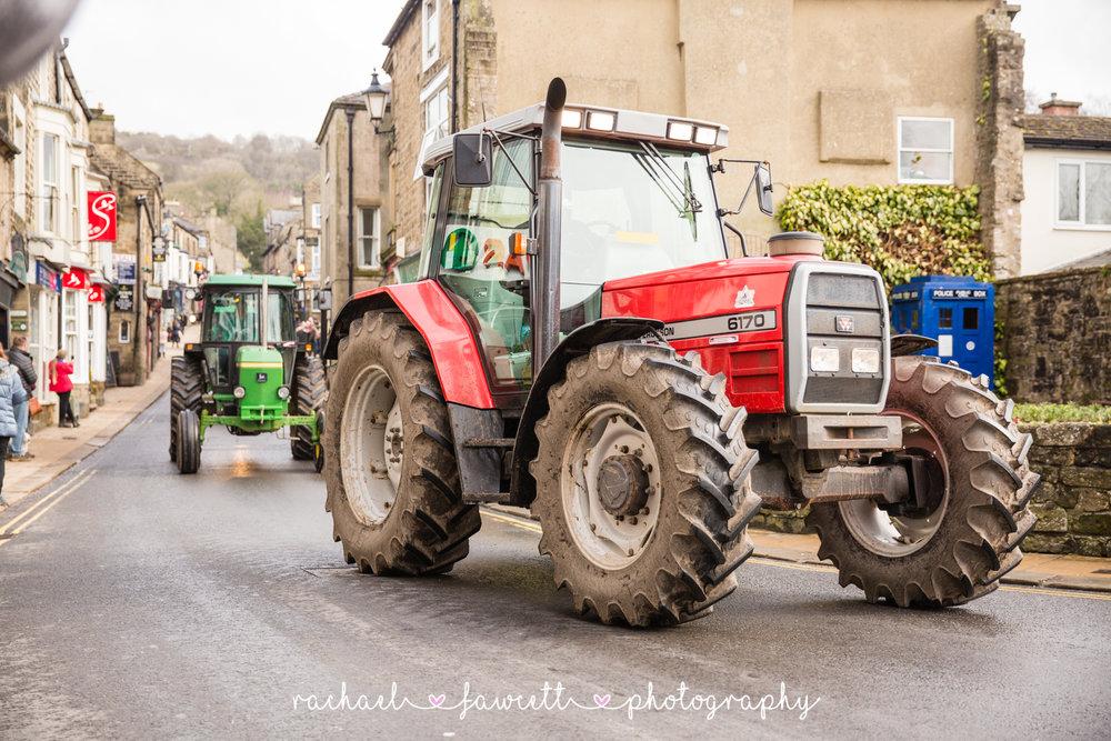 Tractor Run 302