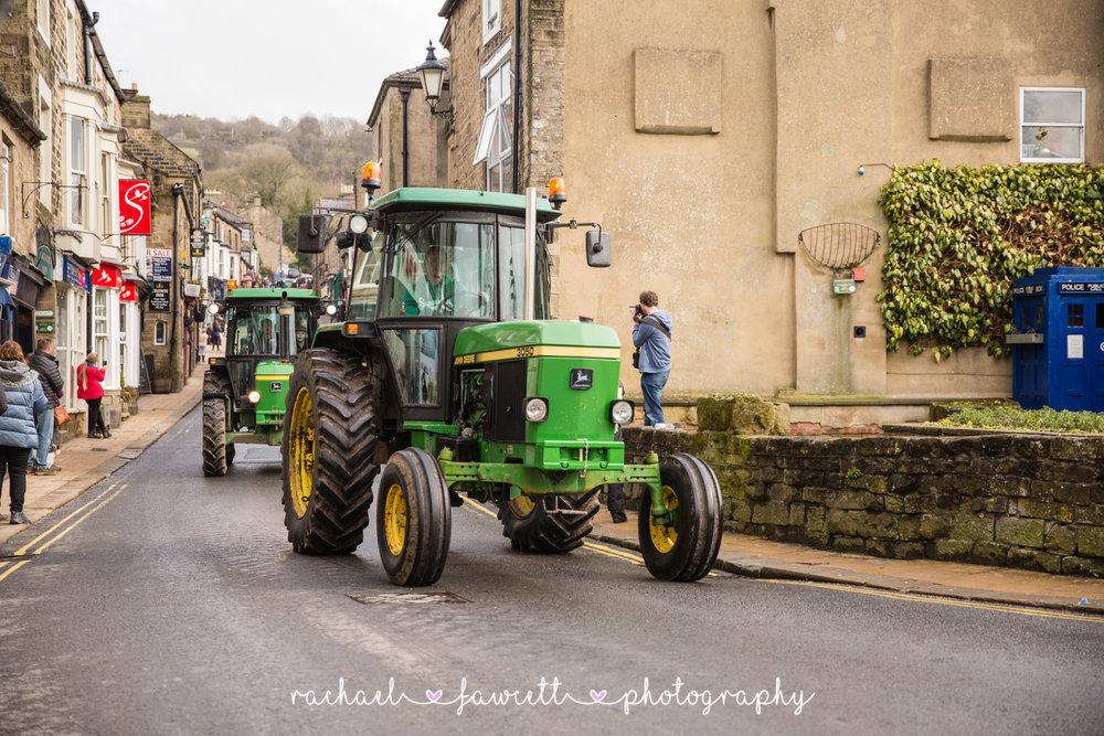 Tractor Run 303