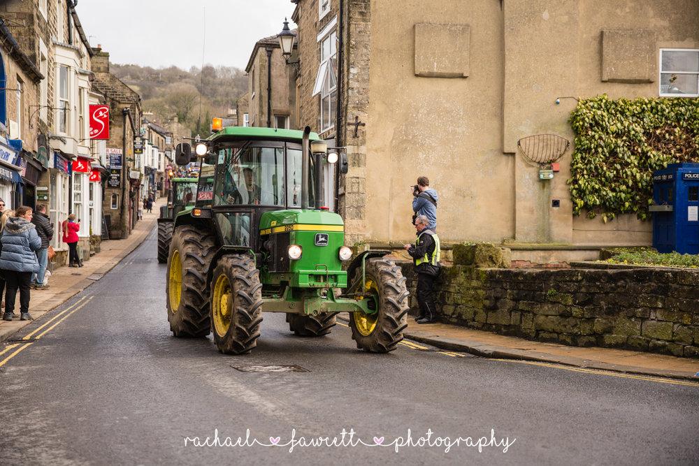 Tractor Run 304