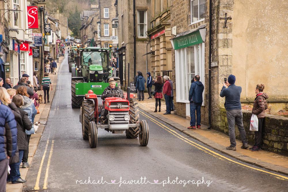 Tractor Run 335