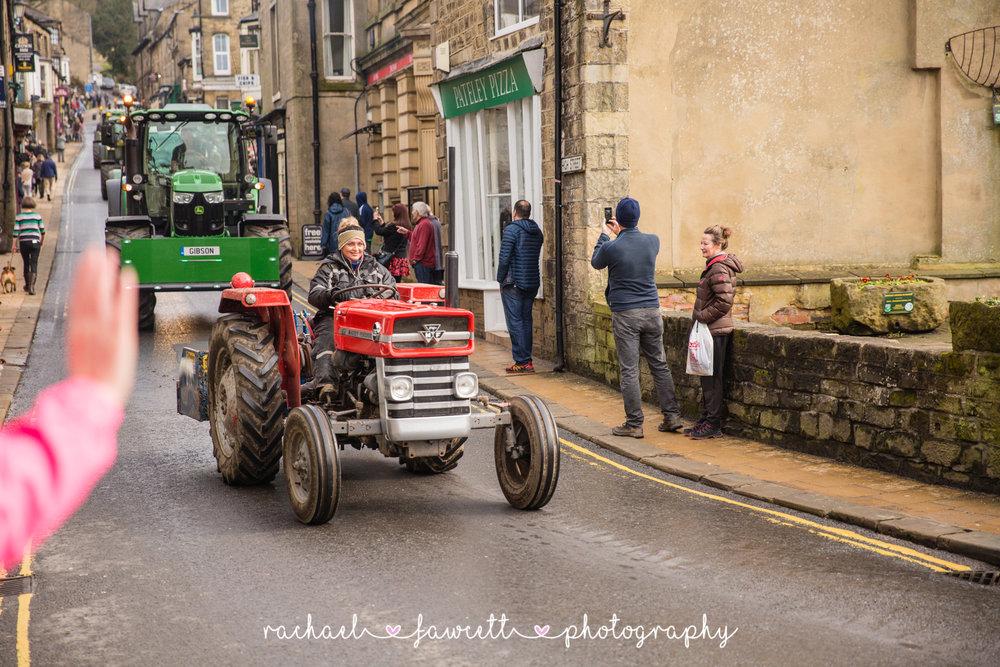 Tractor Run 336