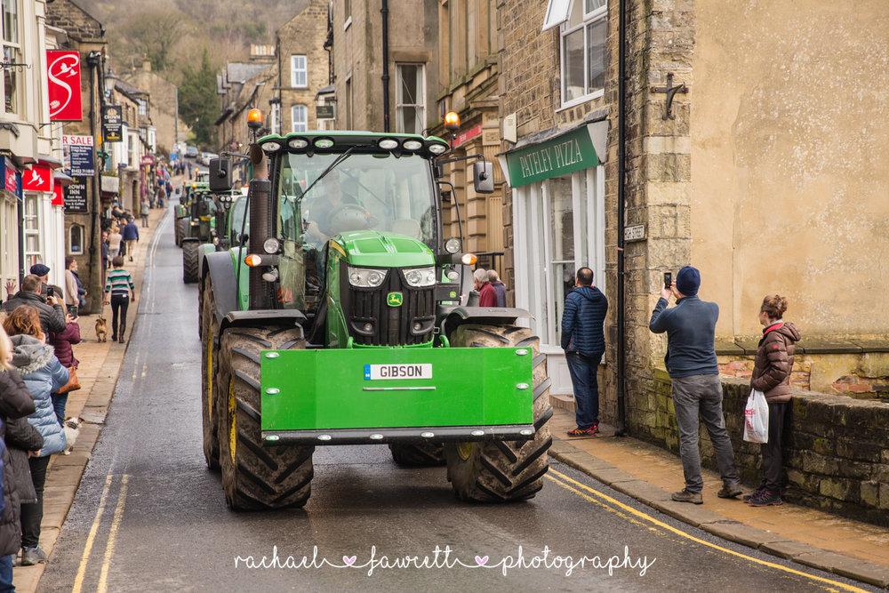 Tractor Run 337