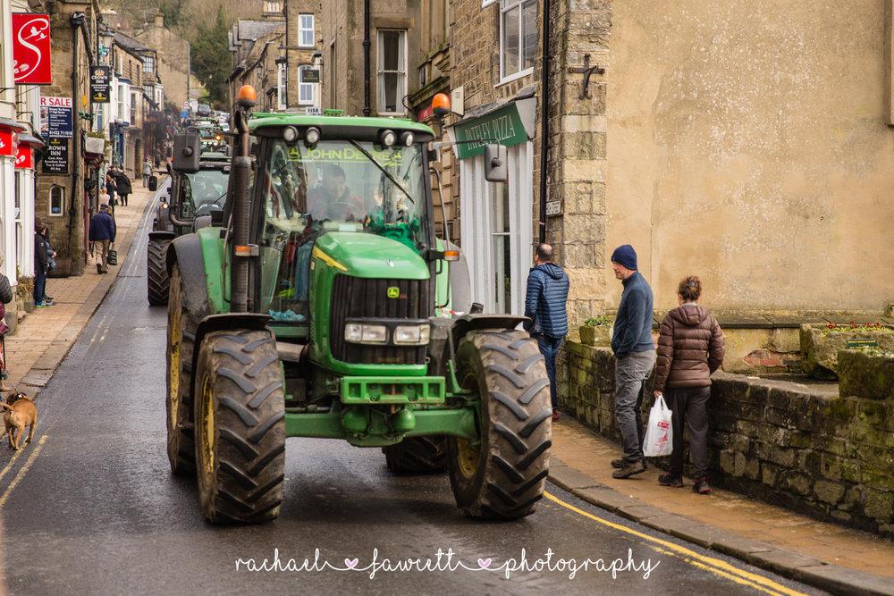 Tractor Run 333