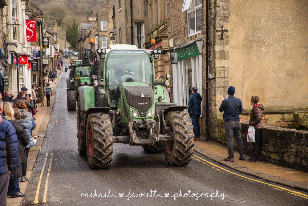 Tractor Run 338