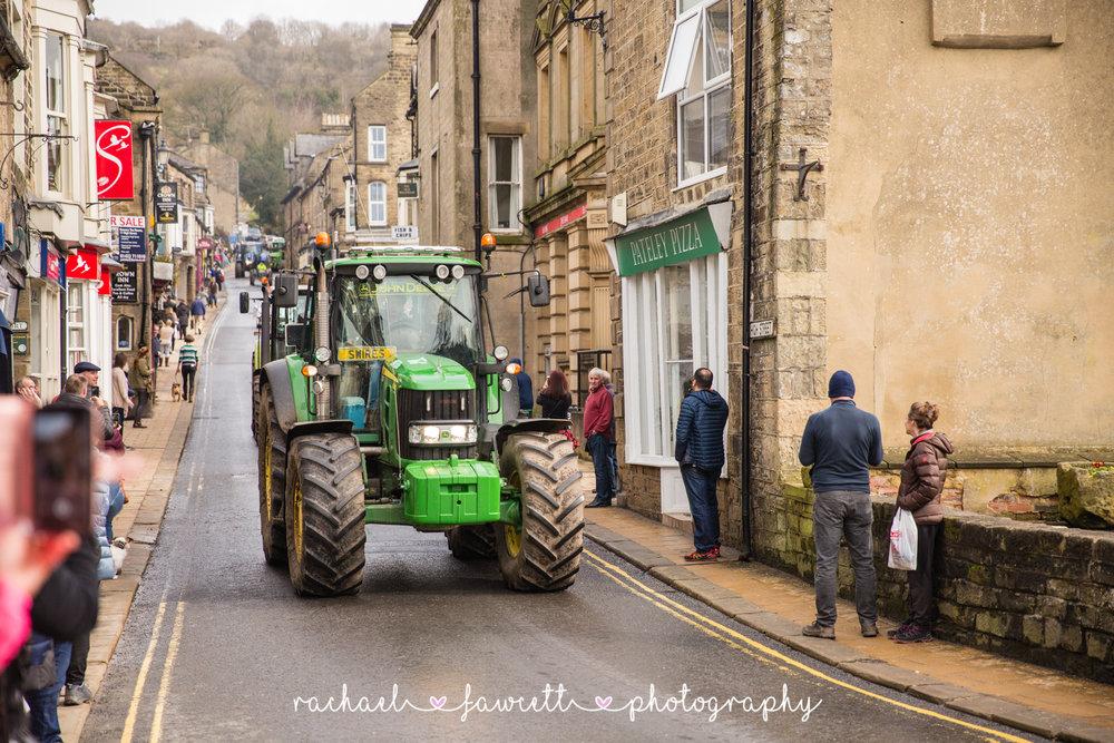 Tractor Run 341
