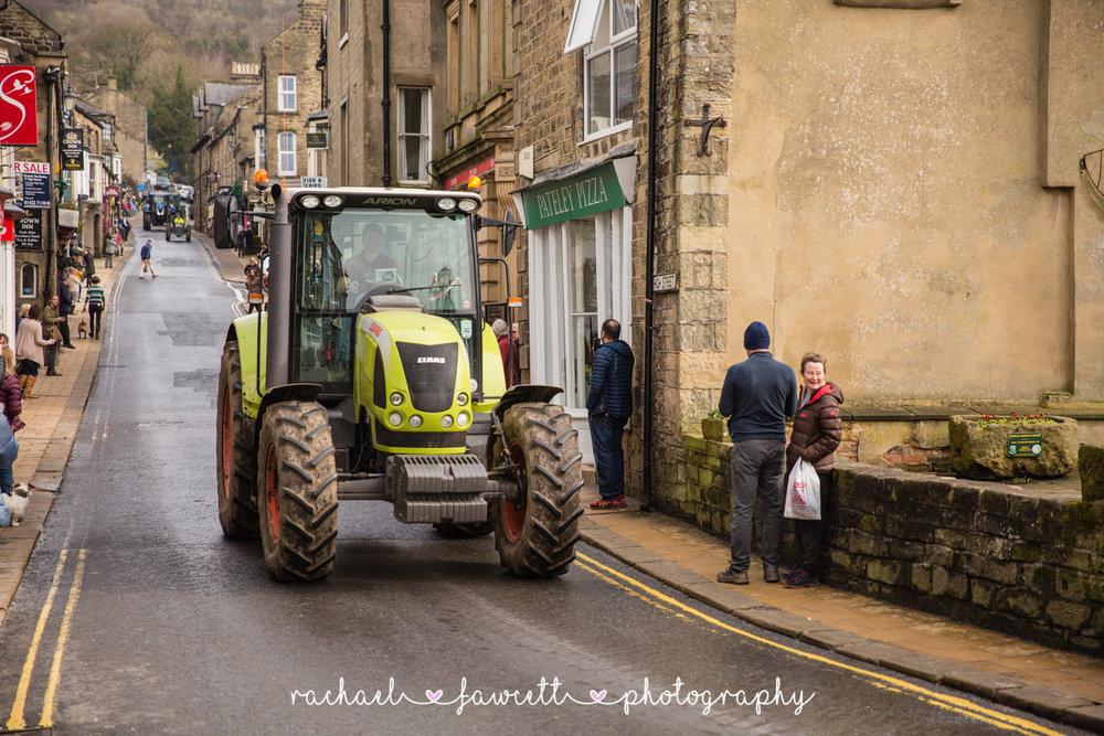 Tractor Run 342