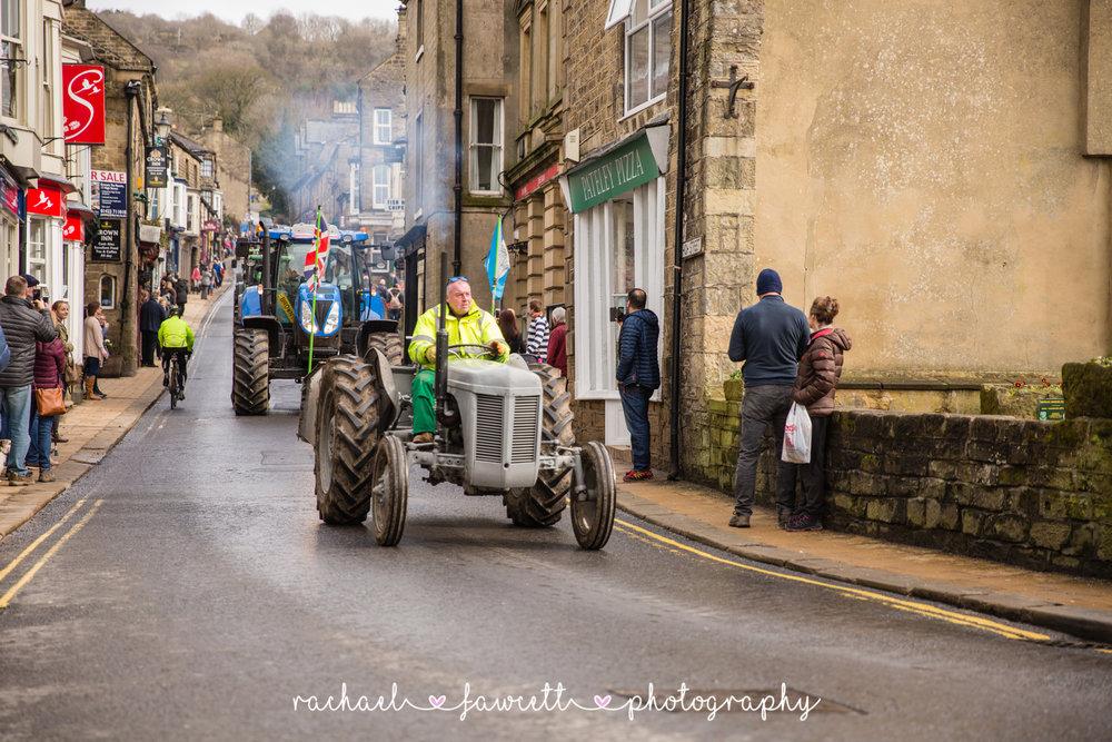 Tractor Run 344