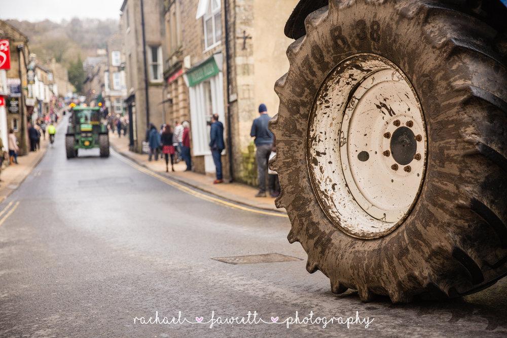 Tractor Run 346