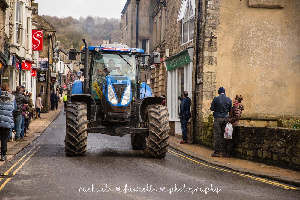 Tractor Run 345