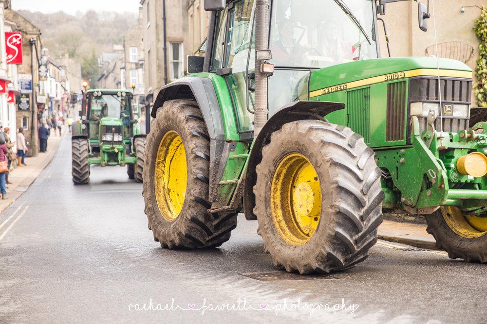 Tractor Run 347