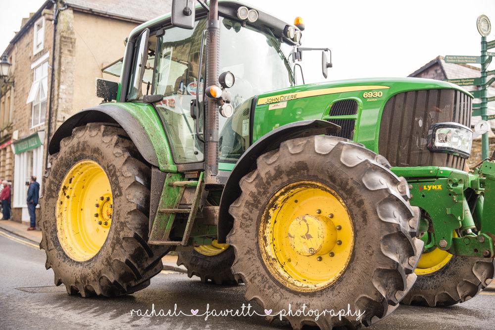 Tractor Run 348