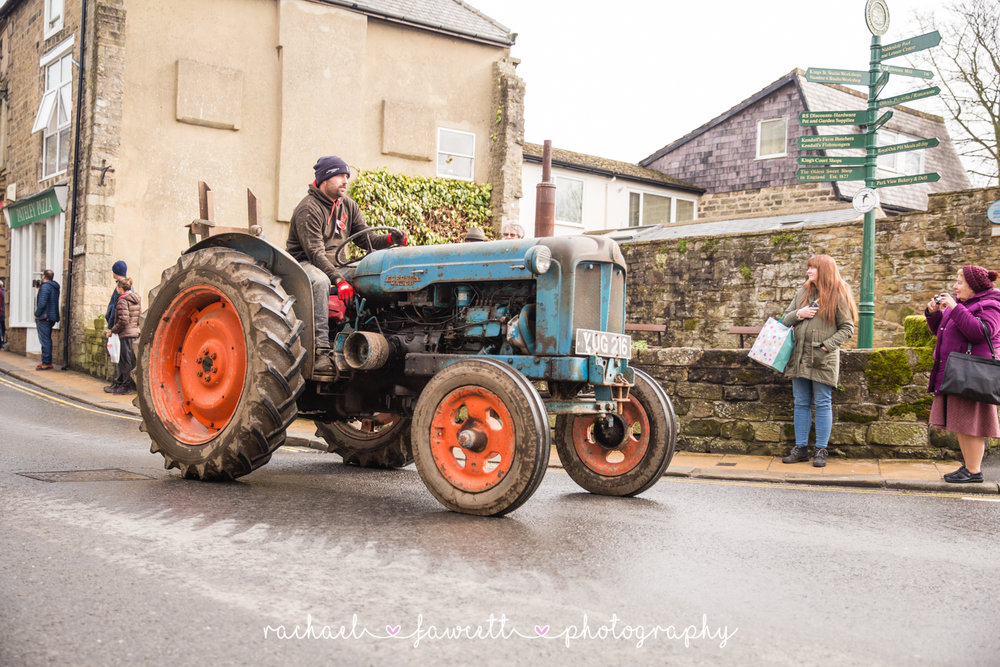 Tractor Run 349