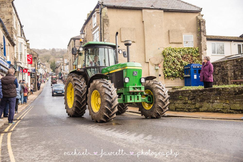 Tractor Run 350