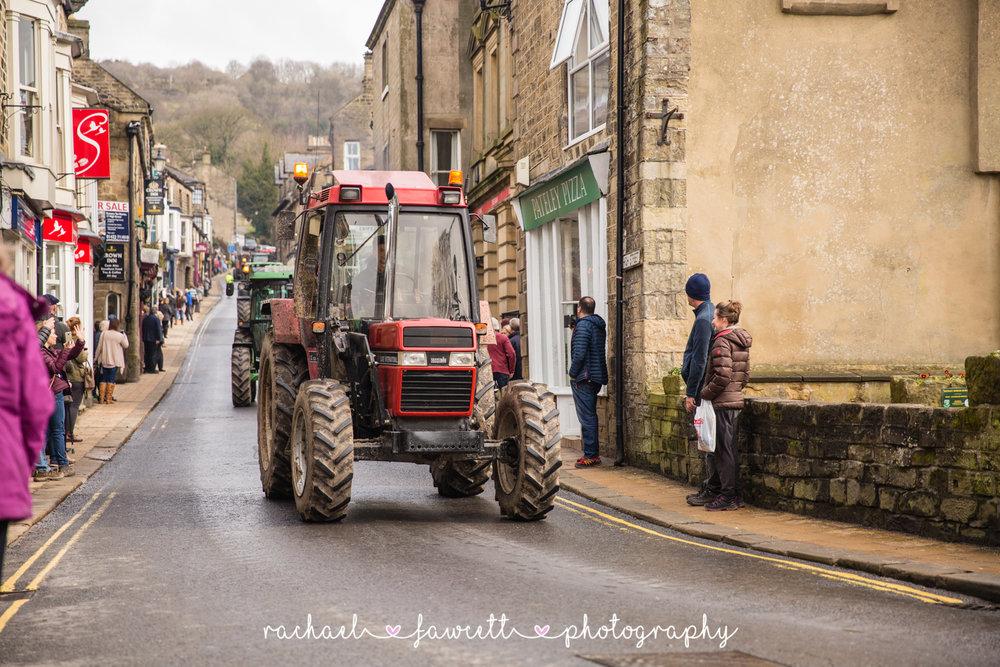 Tractor Run 351