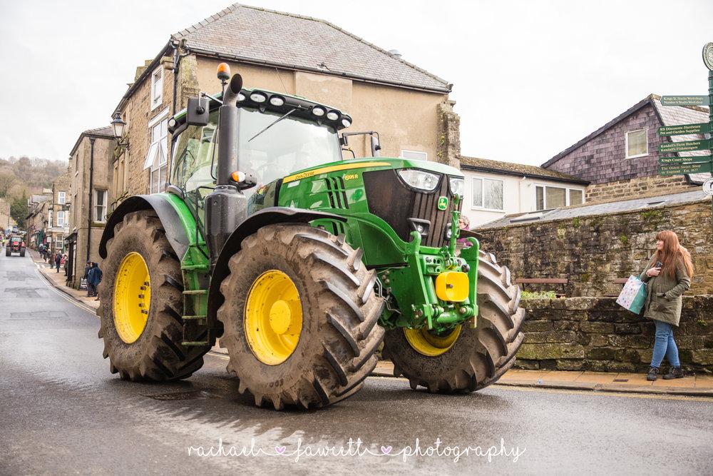 Tractor Run 354
