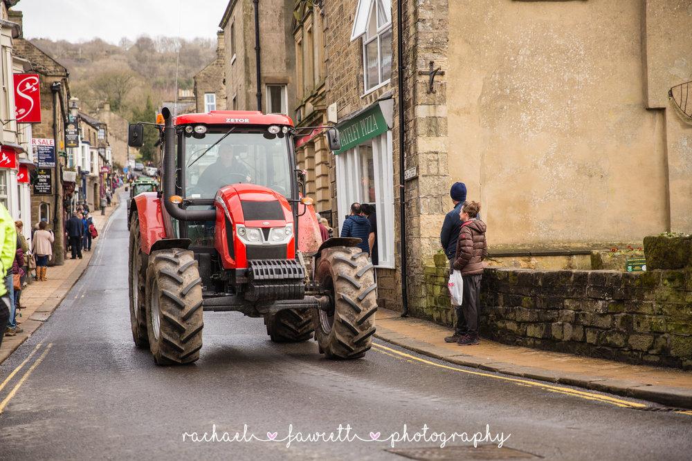 Tractor Run 358