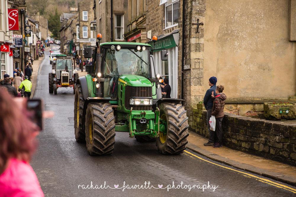 Tractor Run 360