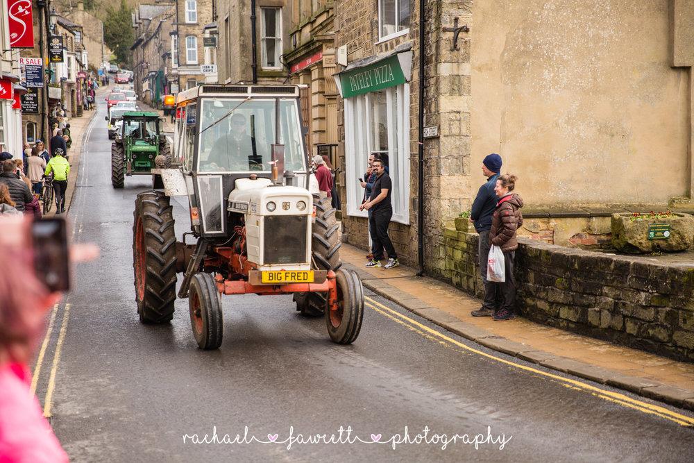 Tractor Run 361