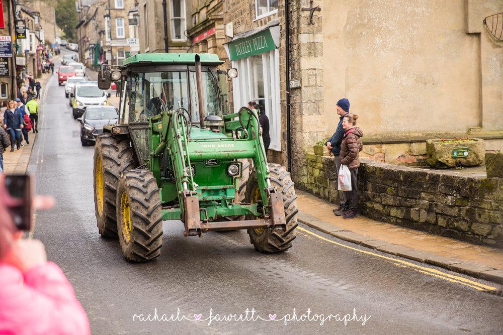 Tractor Run 362