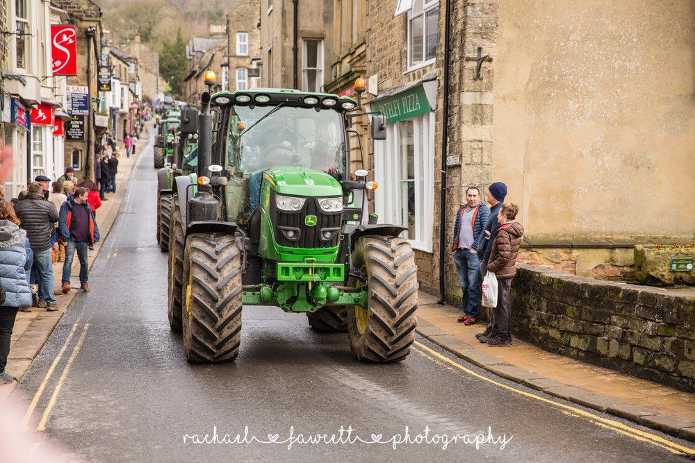 Tractor Run 364