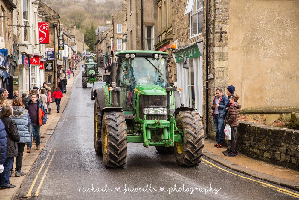 Tractor Run 365