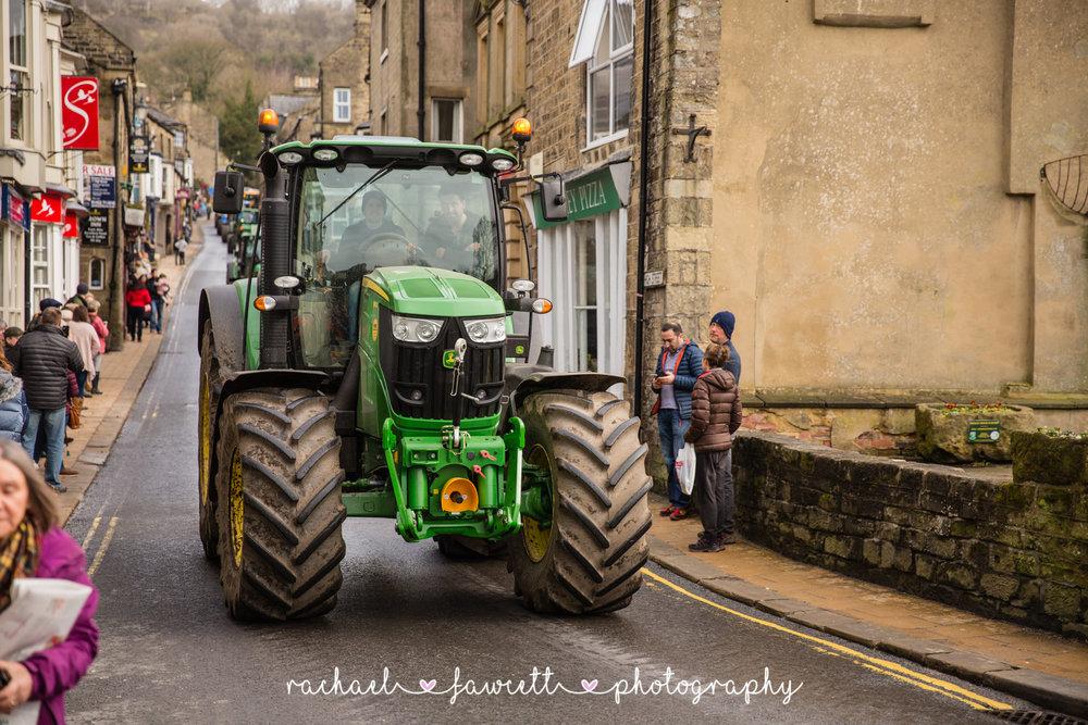 Tractor Run 366