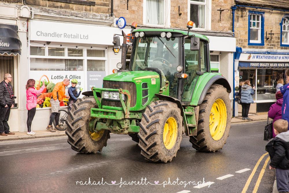Tractor Run 368