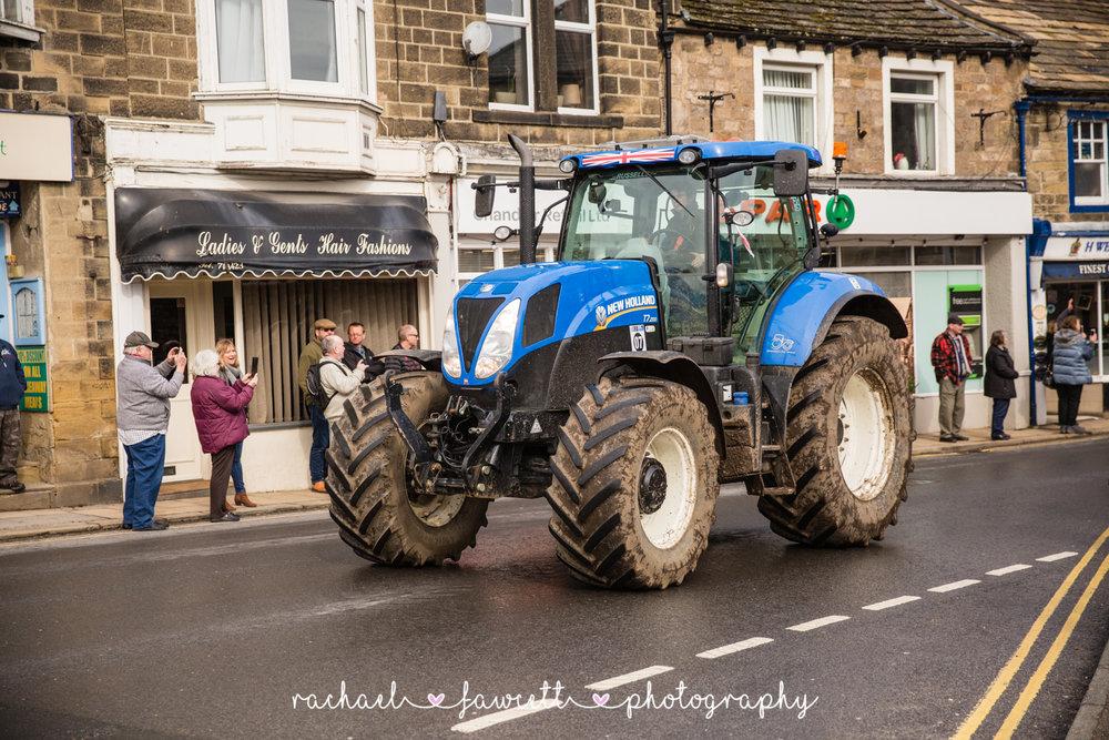 Tractor Run 369