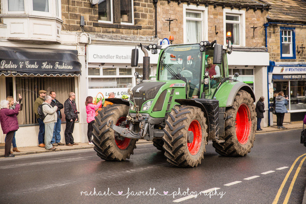 Tractor Run 370