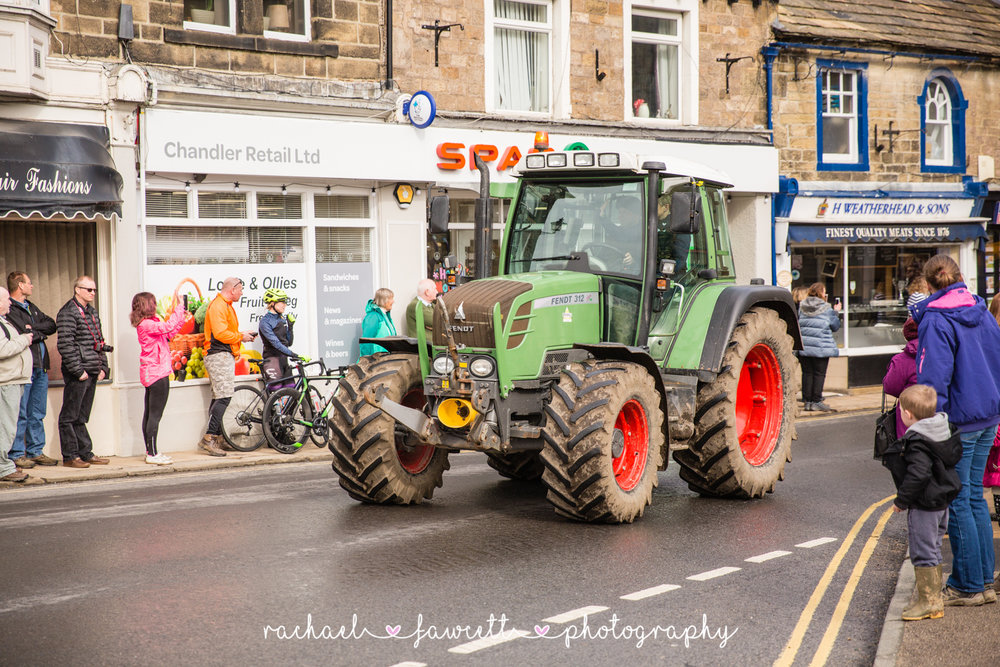 Tractor Run 371